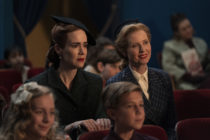 Sarah Paulson and Cynthia Nixon in Ratched.