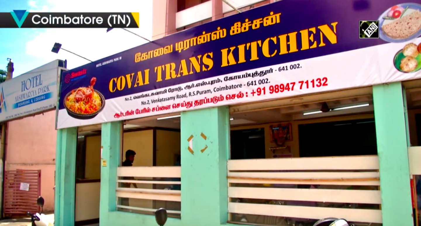 restaurant with entirely trans staff in India