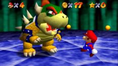 "In Super Mario 64, when Mario would fling Bowser out of the stage, he would utter a line that, to many, sounded like: ""So long, gay Bowser!"". (Nintendo)"