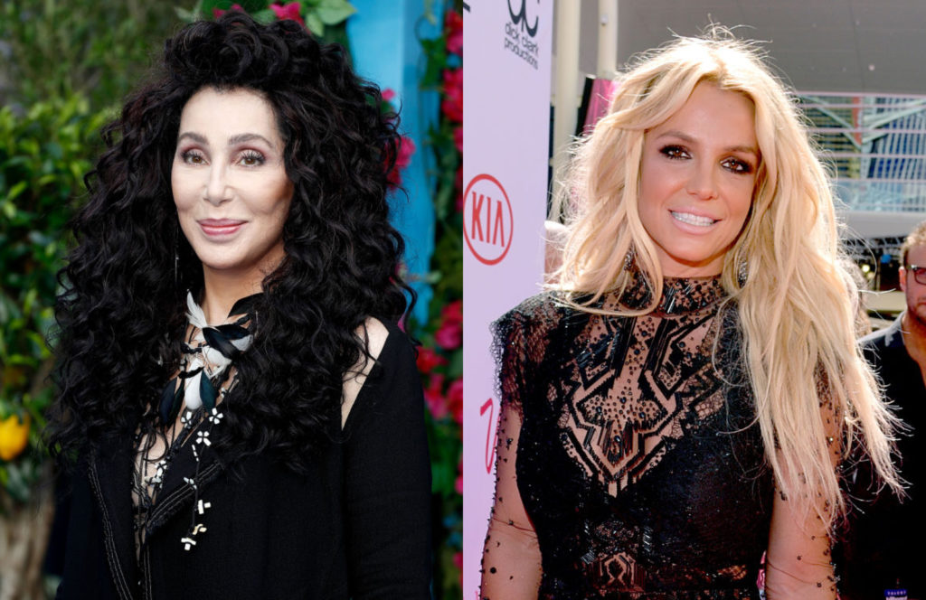Cher has become one of the most high-profile figures to wade into the backlash building against how Britney Spears' conservatorship is being handled. (Getty)