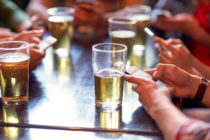 A trans teen was refused alcohol at a pub in Glasgow, Scotland. (Stock photograph via Elements Envato)