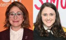 Gaby Dunn and Becky Albertalli
