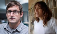 Louis Theroux and a trans inmate