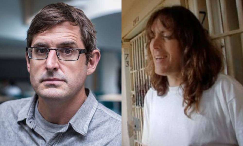 Louis Theroux pays moving tribute to trans woman who died after starring in his prison documentary
