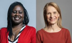 Marsha de Cordova, Labour, and Wera Hobhouse, Liberal Democrats,