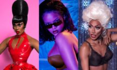 Shea Coulee, Rihanna and Jaida Essence Hall