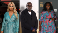 Munroe Bergdorf and Edward Enninful among 100 great Black Britons