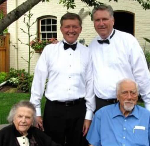 mennonite pastor officiates gay son's wedding