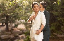 Non-binary Arrow star Bex Taylor-Klaus shares dreamy wedding photos