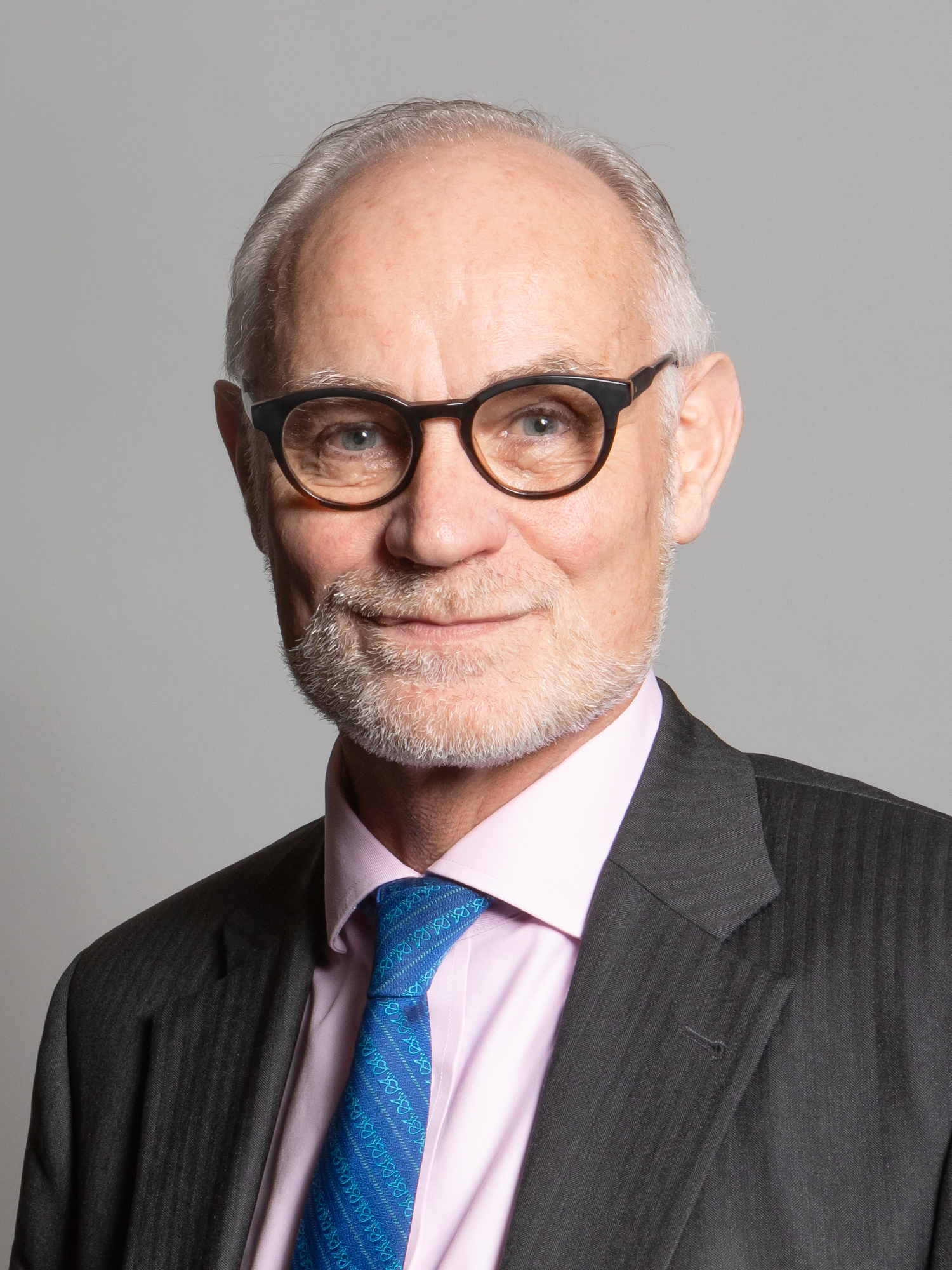 Crispin Blunt has been nominated for Politician of the Year at the PinkNews Awards 2020