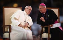 Pope Francis Archbishop Diarmuid Martin Catholic