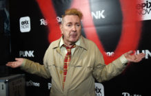 Johnny Rotten: Sex Pistols star thinks Trump is 'the only sensible choice'