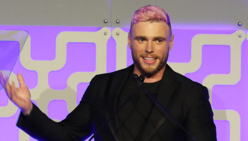 Out Olympic skier Gus Kenworthy