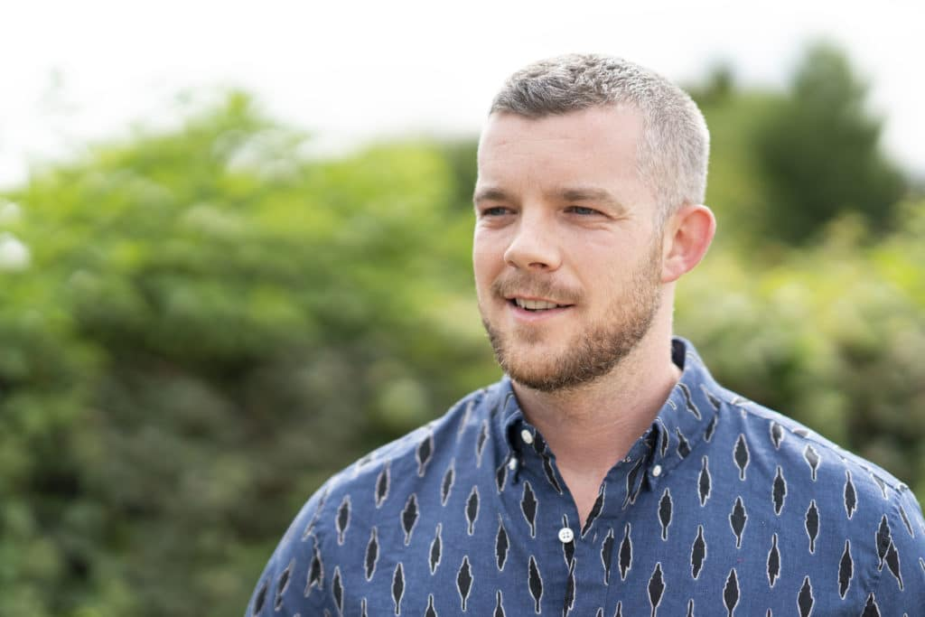 Russell Tovey on Section 28 and being 'slightly envious' of younger queers