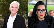 Phillip Schofield revealed that Drag Race judge Michelle Visage provided him with support when he came out
