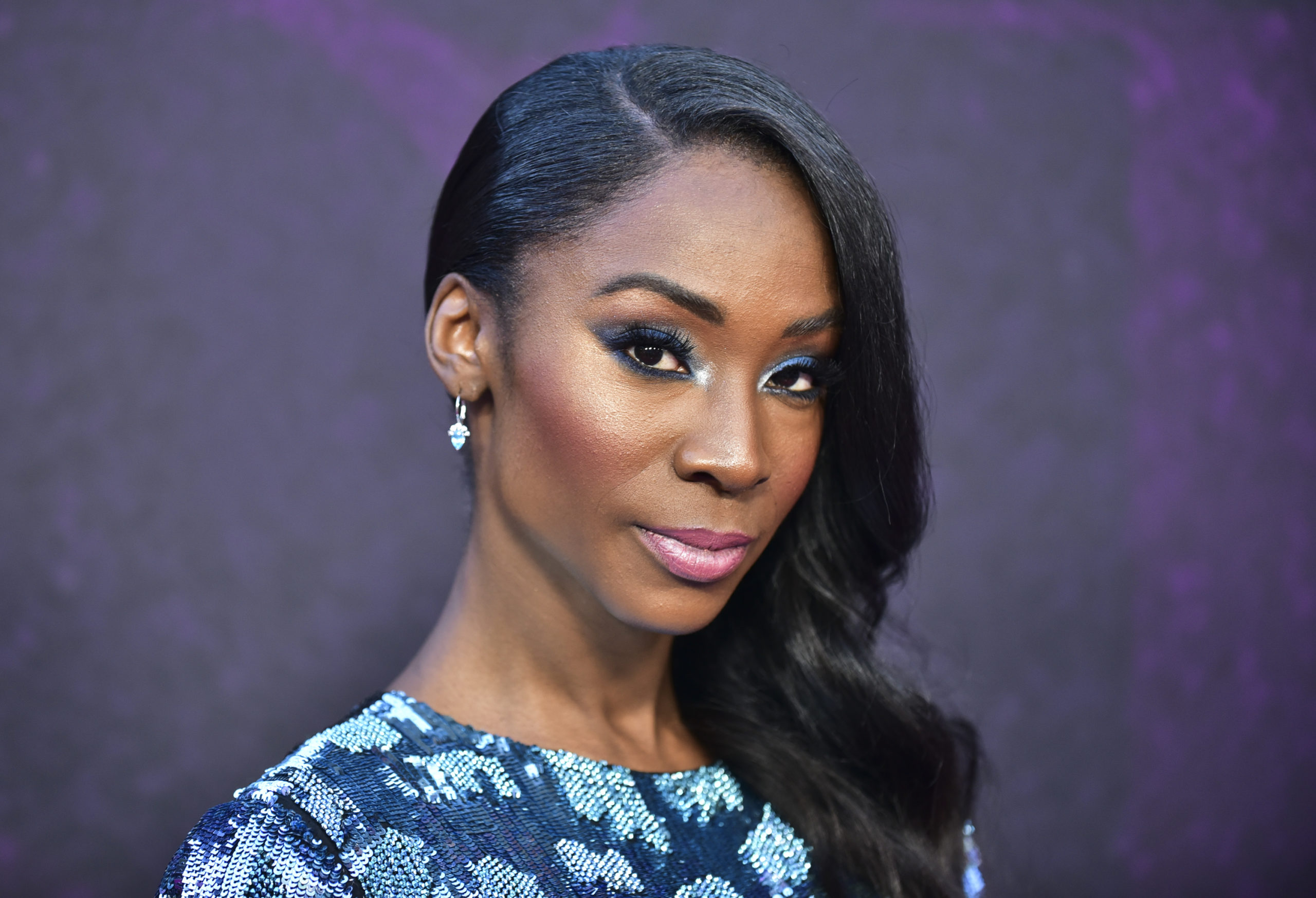 Pose actress Angelica Ross