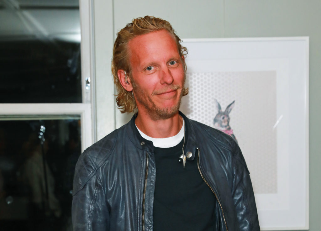"""Laurence Fox took to Twitter to call LGBT+ people """"paedophiles"""""""