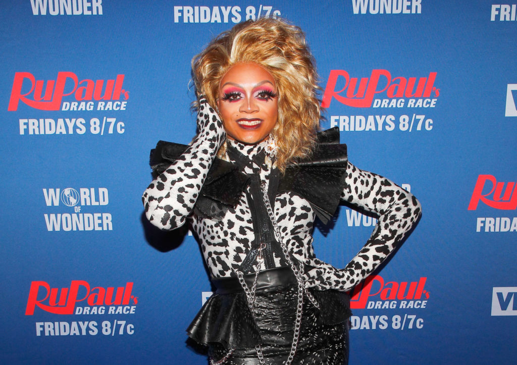 "Heidi N Closet. (Astrid Stawiarz/Getty Images for VH1 ""RuPaul's Drag Race"")"