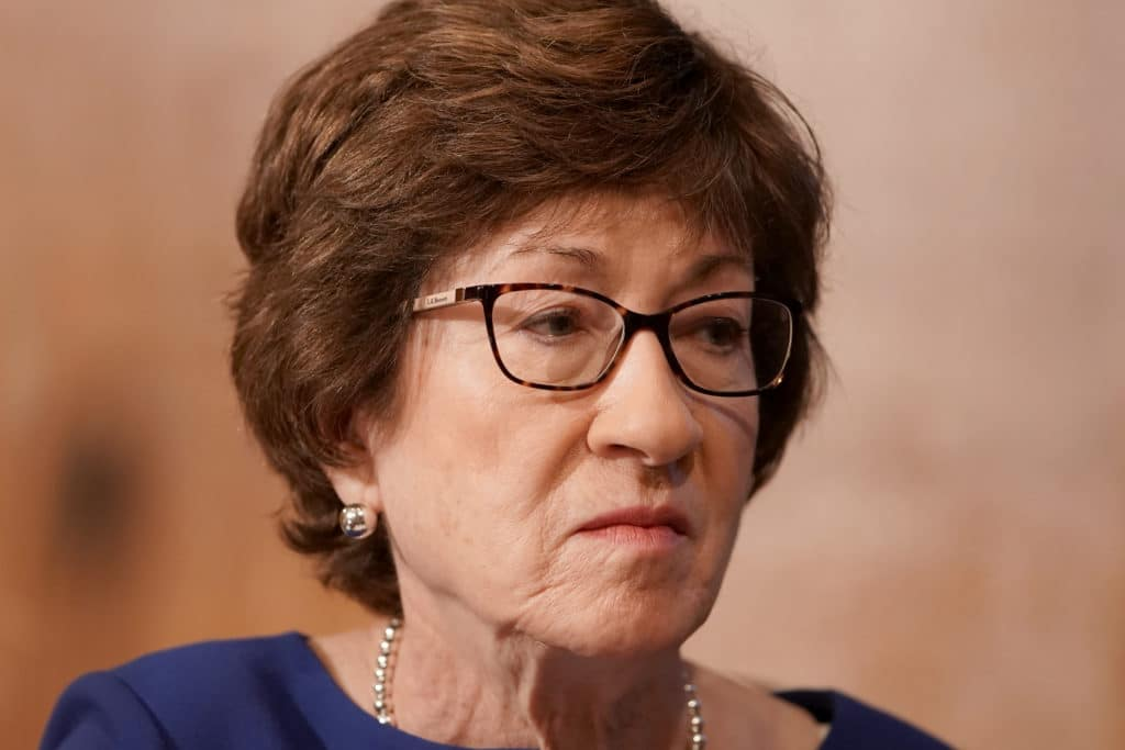 Susan Collins 'truly grateful' for endorsement of 'extremist' anti-LGBT group