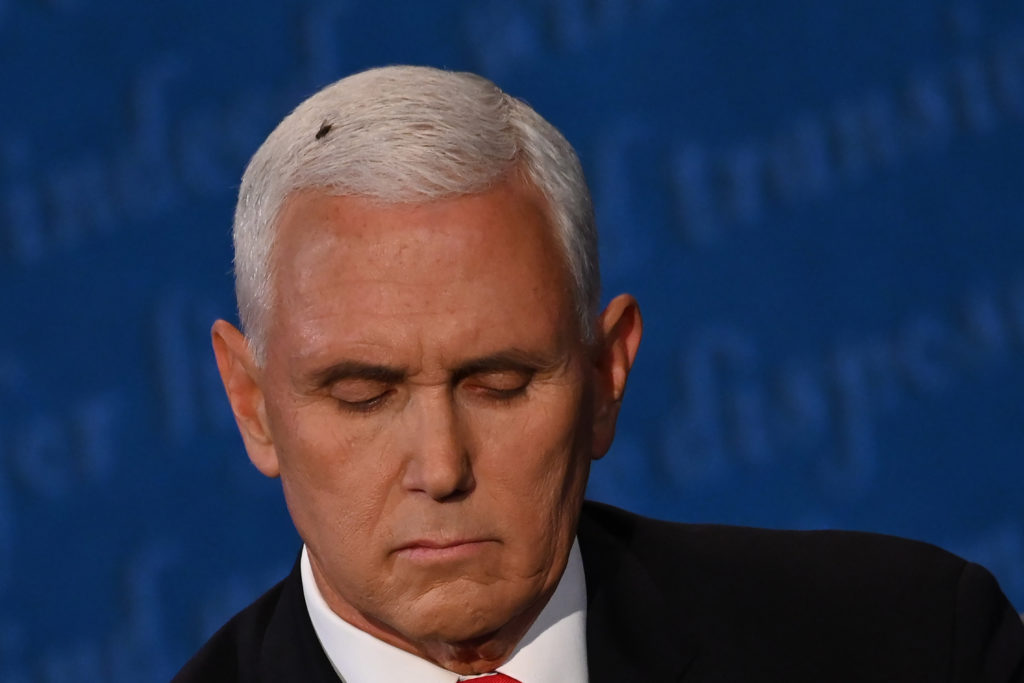 Mike Pence fly LGBT+
