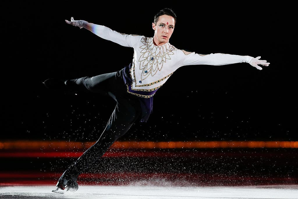 Johnny Weir gay