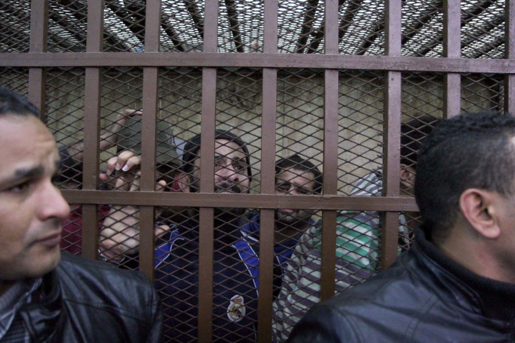 Egypt: Police are using Grindr to hunt, imprison and torture LGBT people