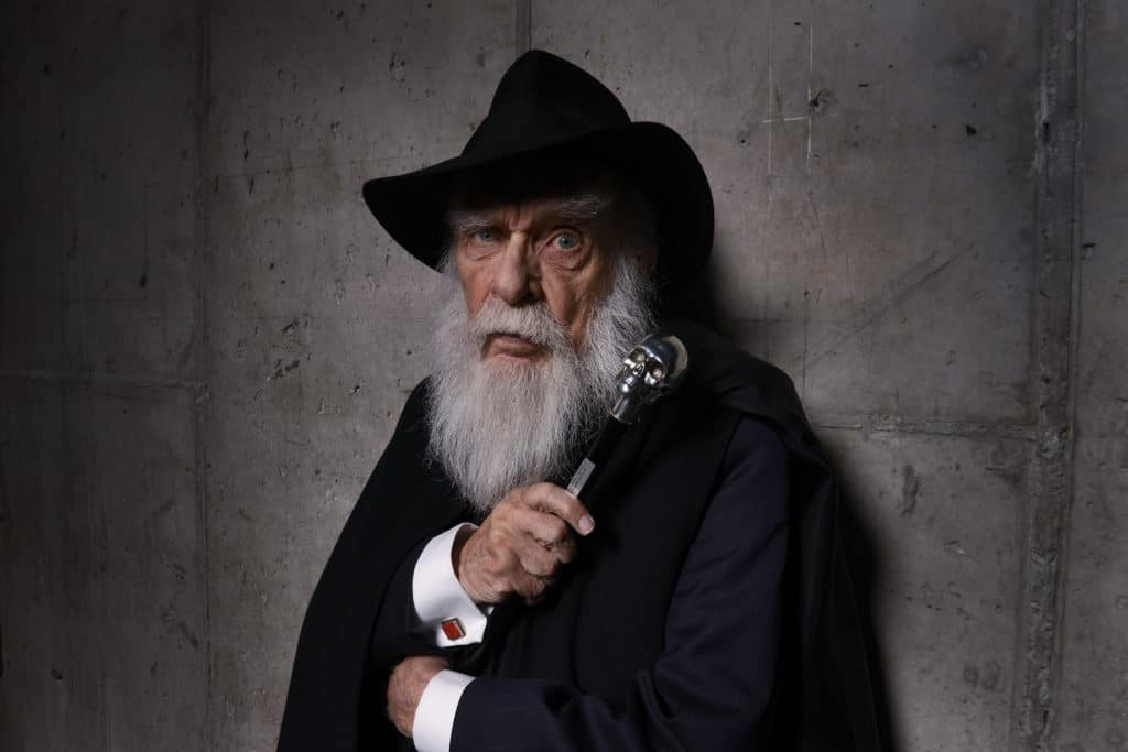 James 'The Amazing' Randi. (Larry Busacca/Getty Images for the 2014 Tribeca Film Festival)