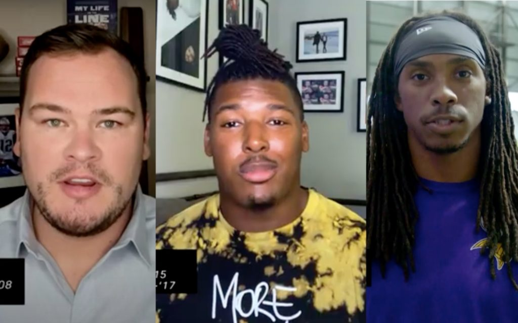 NFL National Coming Out Day video