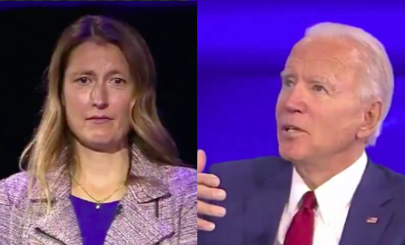 Russian bishop: Joe Biden was unequivocal in his support for trans rights at the ABC town hall in Philadelphia