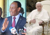 Kenya moral policeman and pope francis