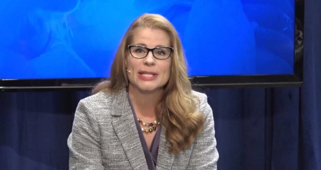 Sarah Perry of Family Research Council