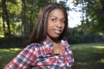 Black trans woman Ashley Diamond Georgia Department of Corrections