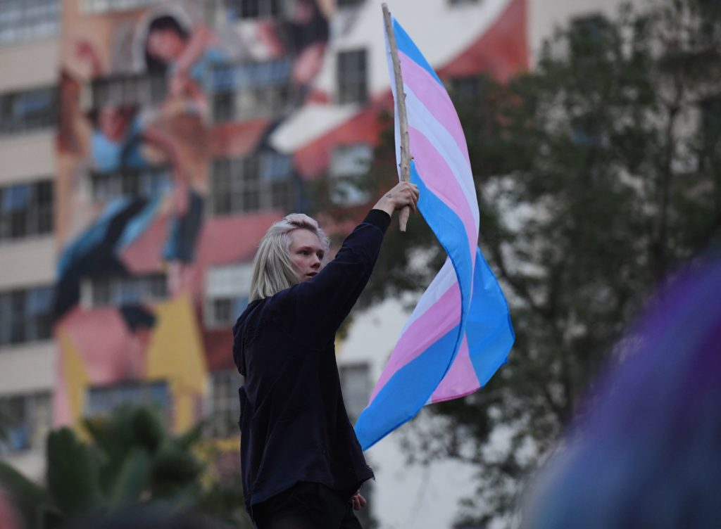 Four in five trans people victim of a hate crime in the UK last year