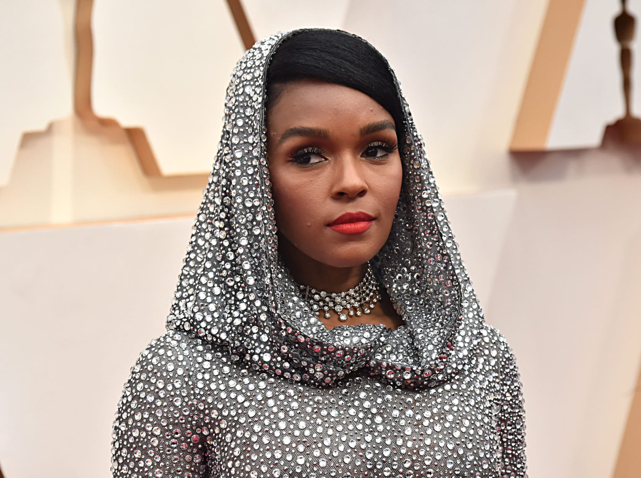 Janelle Monáe attends the 92nd Annual Academy Awards on February 9, 2020.