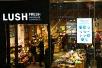 Cosmetics brand Lush is facing criticism over its donations to Woman's Place UK