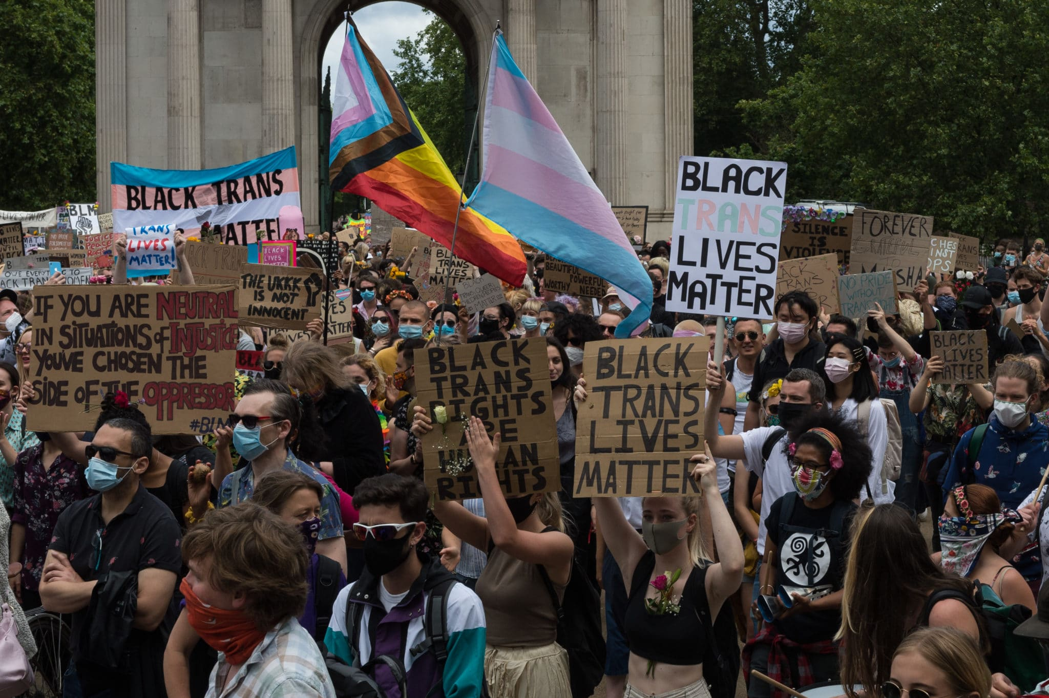 TransActual UK: Empowering the trans community and fighting transphobia