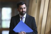 The Scottish government's justice secretary Humza Yousaf.