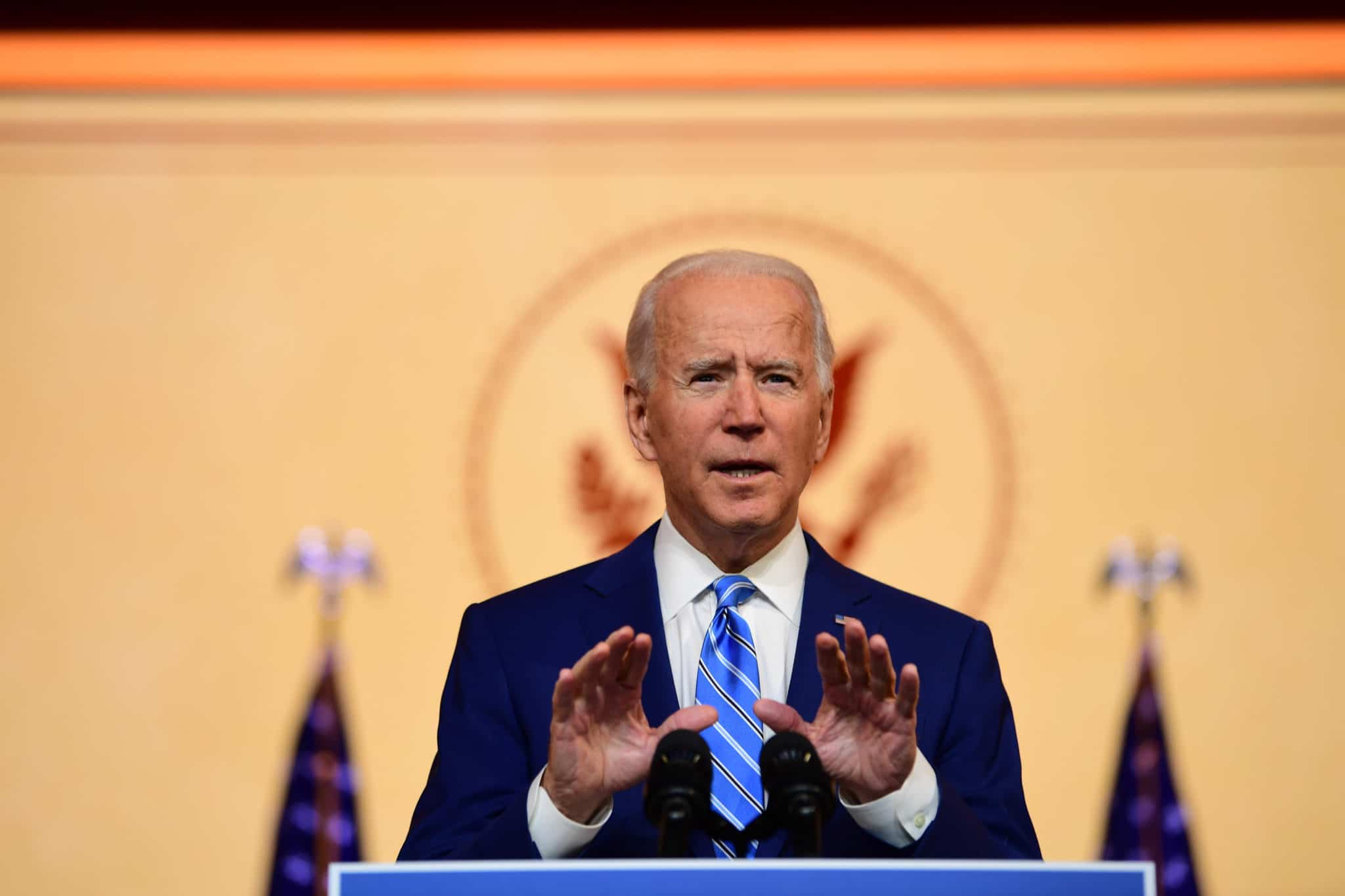 Joe Biden will transform LGBT+ rights when he takes office, starting with Trump's trans military ban