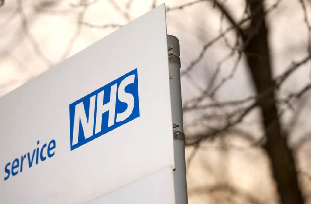 The NHS service has a years-long waiting list