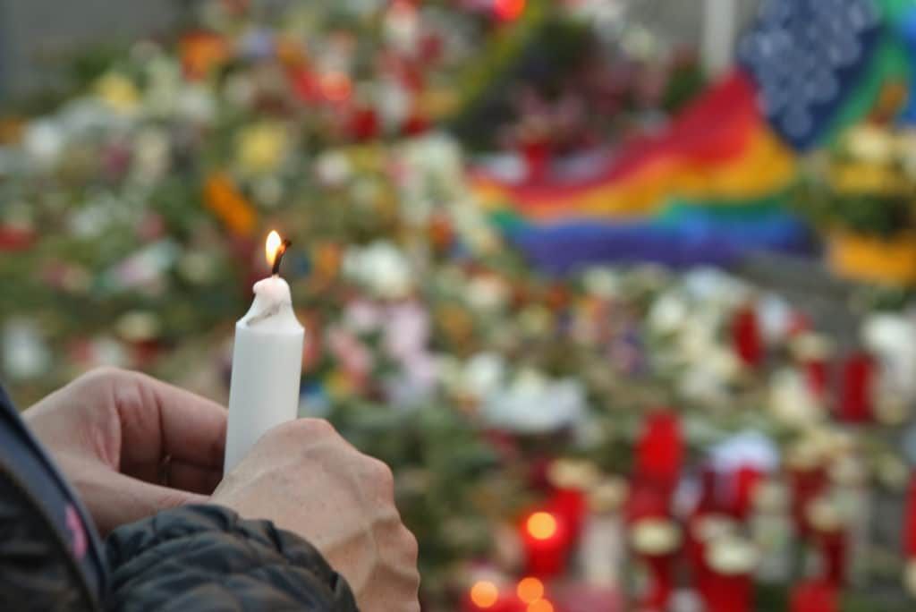 Hate crimes based on sexual orientation represent 16.8 percent of all hate crime reports in 2019.