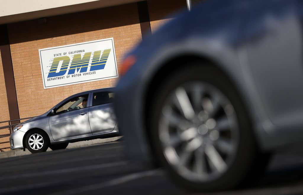 The California Department of Motor Vehicles (DMV) lost the legal battle