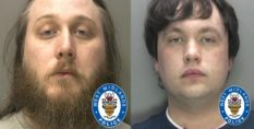 Nathan Maynard-Ellis and David Leesley, 30 and 25