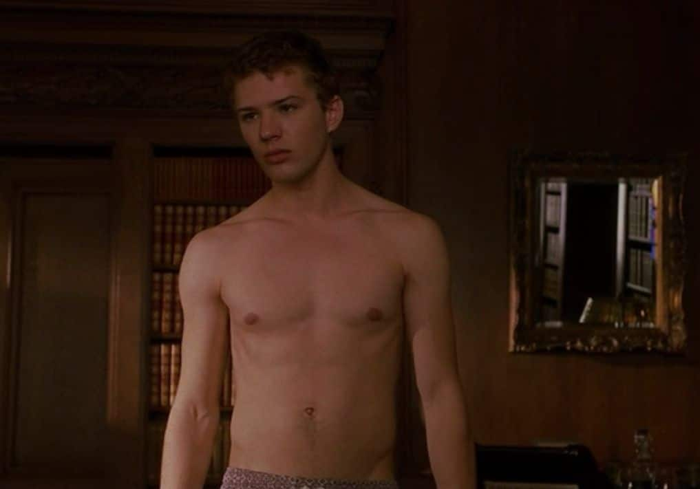 Cruel Intentions star Ryan Phillippe has revealed he feared his parents would disown him