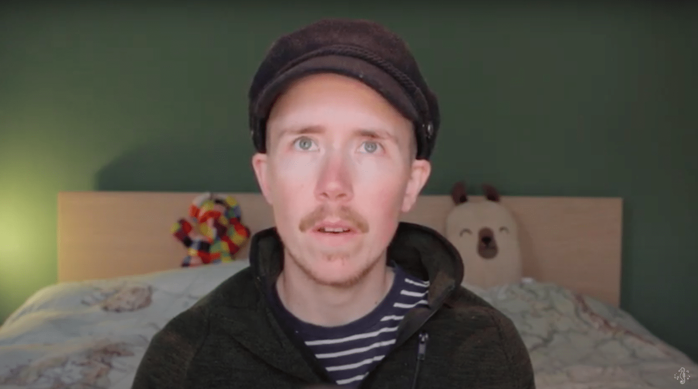 Trans man Freddy McConnell breaks silence over gruelling fight to be legally recognised as his child's dad