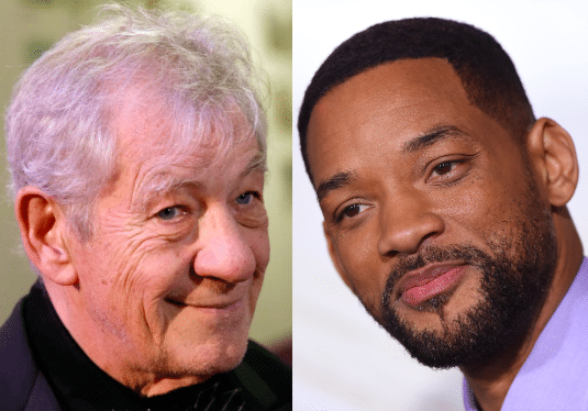 Will Smith refused to kiss another man on-screen. So Ian McKellen confronted him in the most Ian McKellen way possible