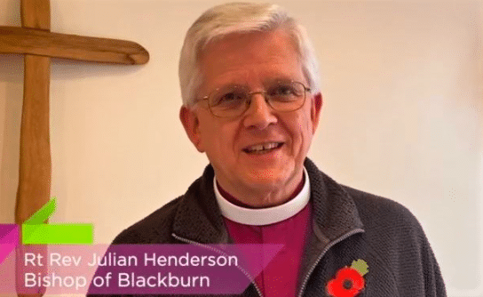Bishop threatens to quit if Church of England stops being so homophobic