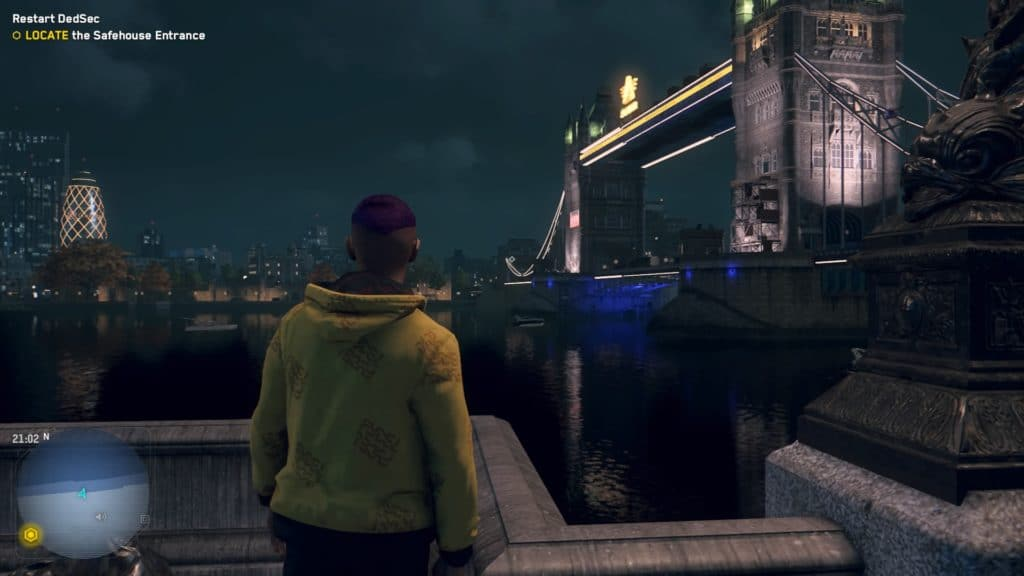 The video game Watch Dogs: Legion
