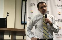 The gay mayor of Fort Lauderdale, Florida Dean Trantalis
