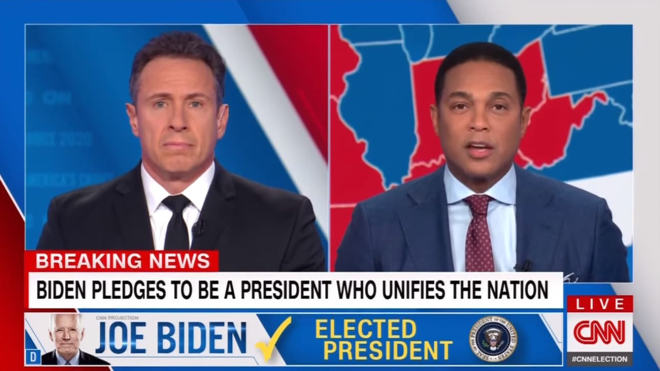 """CNN anchor Don Lemon has spoken about being subjected to """"disgusting"""" racist and homophobic slurs"""