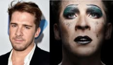 Hugh Sheridan was cast in a production of Hedwig and the Angry Inch. (Getty/Sydney Festival)